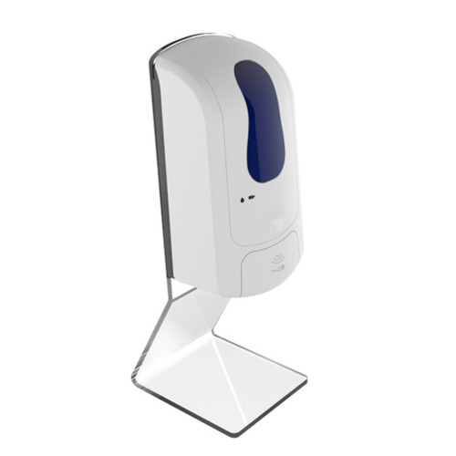 Hand Sanitizer Automatic Touchless with Acrylic Table Top Stand_1