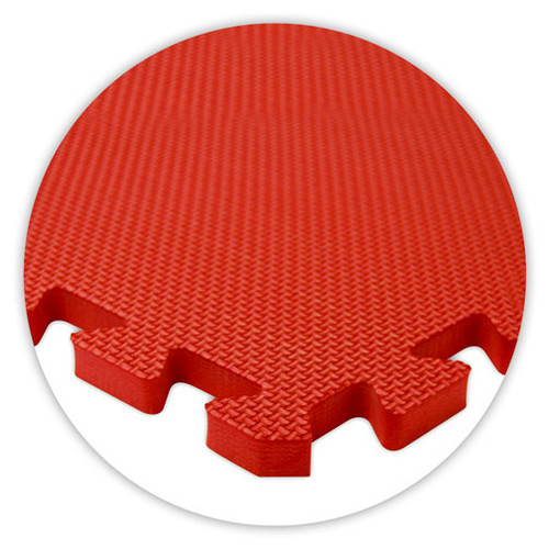 Soft Flooring Red