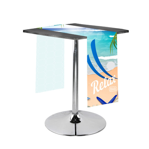 "LazerLine 12"" Table Runner Full-Color Full-Bleed"