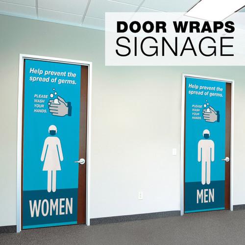 """31"""" Door Wrap"""