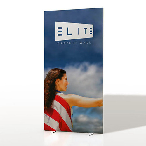 Elite SEG Graphic Wall 4' x 8' Printed Fabric Display