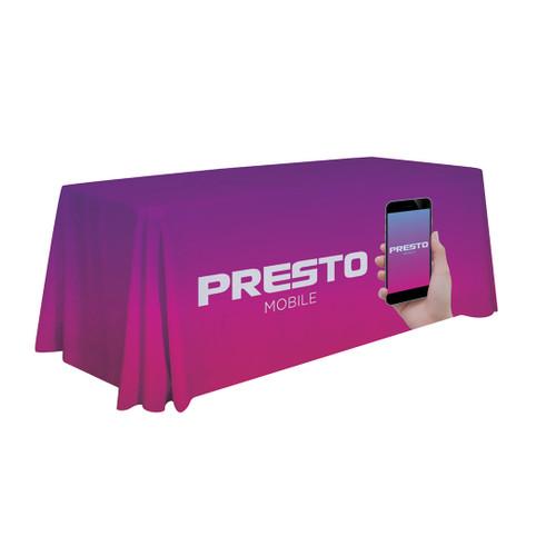6ft Premium Table Throws Full Dye Sub Image