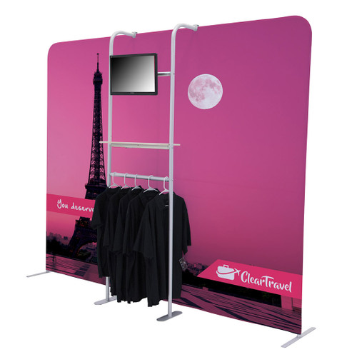EuroFit Cascade Hanger Merchandiser Monitor Kit (256390)