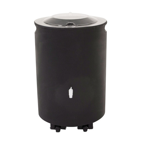 Outdoor Event Cooler Hardware (Clear Lid) No Graphic