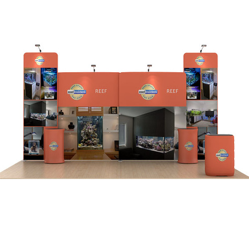 WaveLine 20ft Straight Reef Kit A
