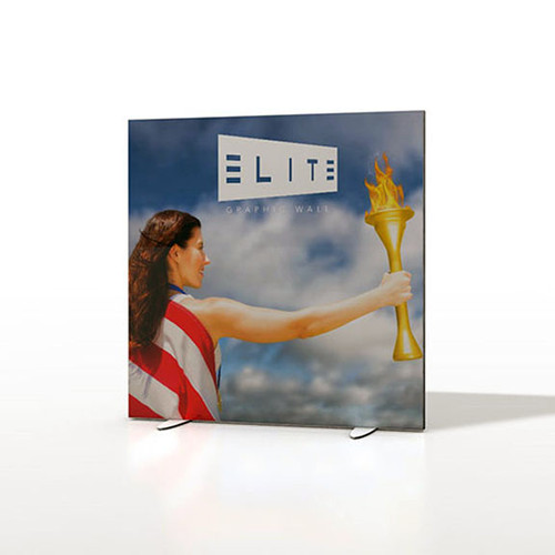 Elite Graphic Wall 4' x 4' Printed Fabric Display