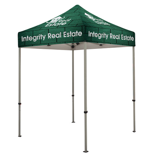 Deluxe 6' Tent Kit (Full-Bleed Dye-Sublimation) (240809)