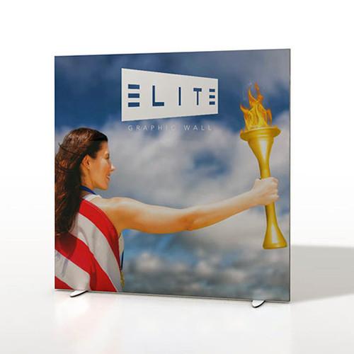 Elite SEG Graphic Wall 6' x 6' Printed Fabric Display