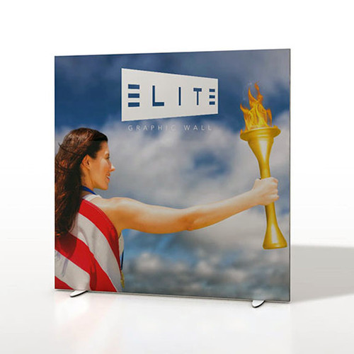 Elite Graphic Wall 6' x 6' Printed Fabric Display