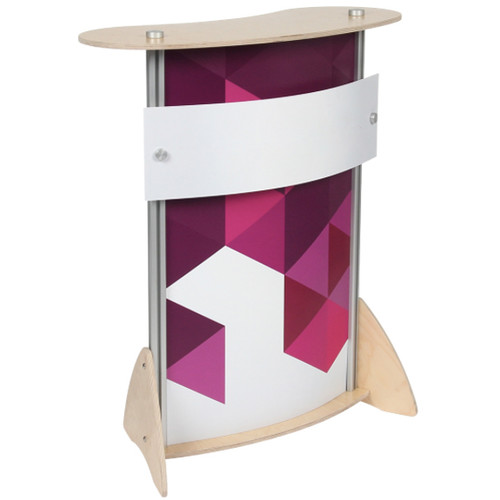Twist Lite Podium Portable