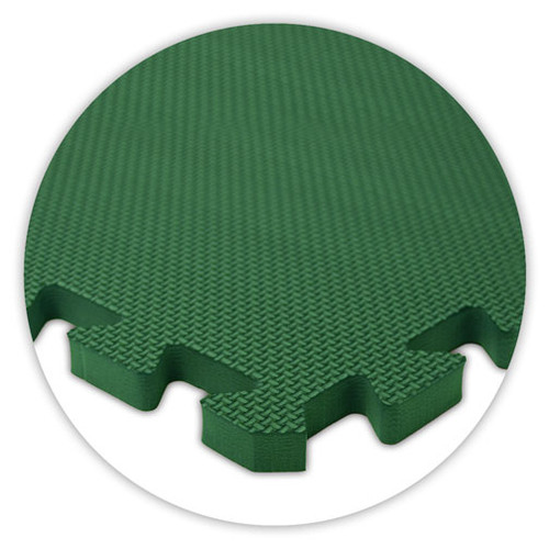 Soft Flooring Green