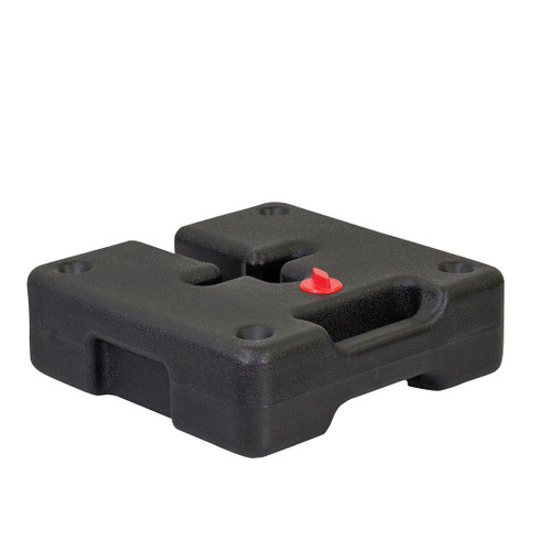 Square Plastic Water Weight for Event Tent Legs (240085)