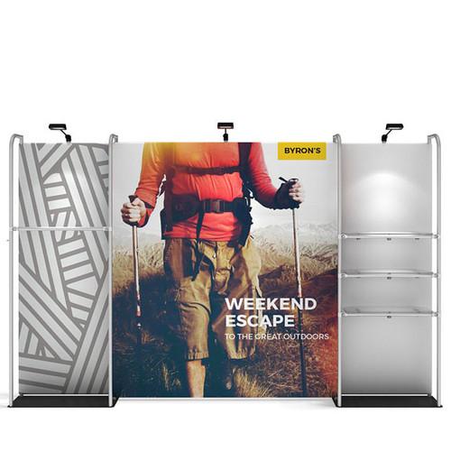 WaveLine Merchandiser Kit 02 / 14ft