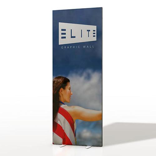 Elite Graphic Wall 3' x 8' Printed Fabric Display