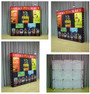OneFabric 3ft Straight Wall Pop up Display