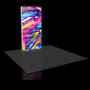 LumiWall 4' x 8' LED Backlit Printed Fabric Display