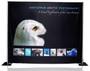QuickDrop Trade Show Display Backwall Full Color Fabric Backdrop Drapery