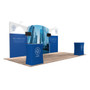 10'x20′ Quick-N-Fit Booth – Kit 1212