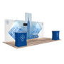 10'x20′ Quick-N-Fit Booth – Kit 1210