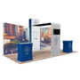 10'x20′ Quick-N-Fit Booth –Kit 1202