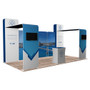 10'x20′ Quick-N-Fit Booth – Kit 1201