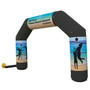 Jumbo Arch Inflatable Kit - Outdoor Event Display (211061)