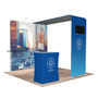 10'x10′ Quick-N-Fit Booth – Kit 1102