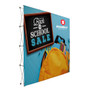 10' W x 10' Tall Splash Pop Up Display Face Kit