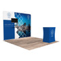 10'x10′ Quick-N-Fit Booth – Kit 111
