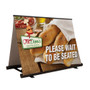 5ft Outdoor A-Frame Retractor Kit (13oz Vinyl Banner)