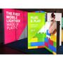 "Lightweight Light Box Display - Double-Sided- 39"" x 96"""
