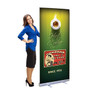 "36"" Econo Roll Retractable Banner Stand"