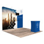 10'x10′ Quick-N-Fit Booth – Kit 1104