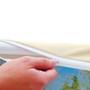 """6ft x 36"""" H Round EuroFit Hanging Banner Kit (210150)"""