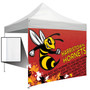 10ft Wide Tent Full Wall Only with Zipper Ends (Full-Color Full Bleed Dye-Sublimation)