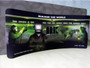 20ft WaveLine Curved Fabric Display