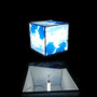 LED Cube Light fixture
