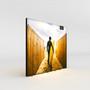 "WaveLight Infinity SEG Light Box Stand - Double-sided - 37.4""W x 78.7""H - Kit"