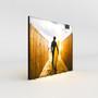 """WaveLight Infinity SEG Light Box Stand  -Single-sided - 9.35' W x 94.5""""H - Kit"""