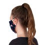 Imprinted Face Cover with Elastic Ear Loops (Sold in packs of 12 identical masks)