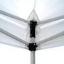 Deluxe 10' Tent Kit (Full-Color Imprint, Eight Locations)