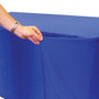 48-Hour Quick Ship 6'/8' Convertible Table Throw (Full-Color Dye Sublimation, Full Bleed)