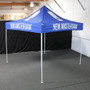 Best Seller Tent Package- Fully Printed Tent, Wall, Railskirts