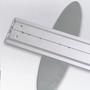 LumiWall 4' x 4' LED Backlit Fabric Display