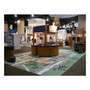 Digital Printed Carpet Flooring 10x10