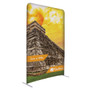 """5ft W x 90""""H EuroFit Straight Wall Double Sided Graphic Kit (256233)"""