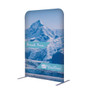 """3ft W x 54""""H EuroFit Straight Wall Double Sided Graphic Kit (256209)"""