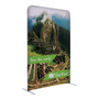"""4ft W x 72""""H EuroFit Straight Wall Double Sided Graphic Kit (256221)"""