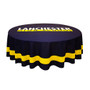 5ft Round Table Throw with 19 inch overhang