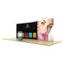 Wave Tube Display 20ft Curved with Graphic (WT20C1)